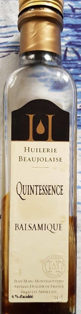 Huile beaujolaise Balsamique - Product - fr