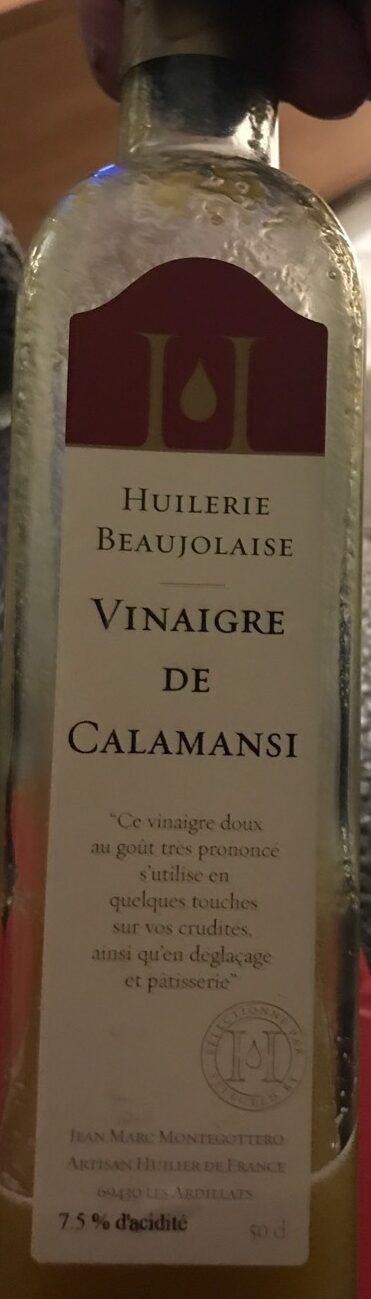 Vinaigre De Citron - Product - fr