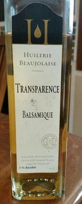 Transparence basilique - Product