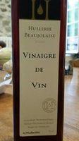 Vinaigre de vin - Product - fr