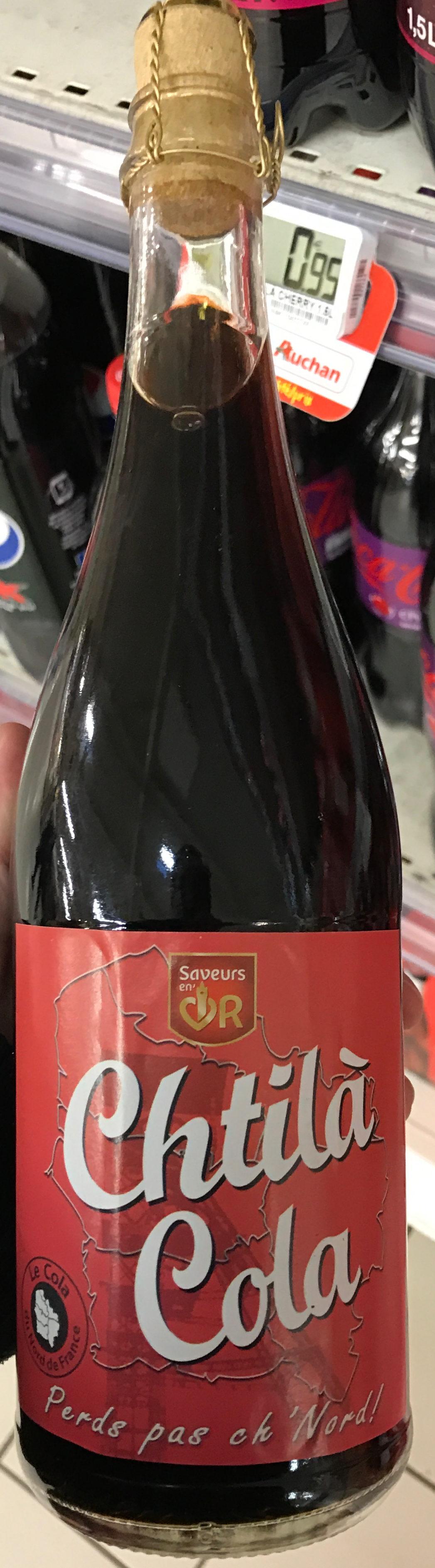 Chtilà Cola - Prodotto - fr