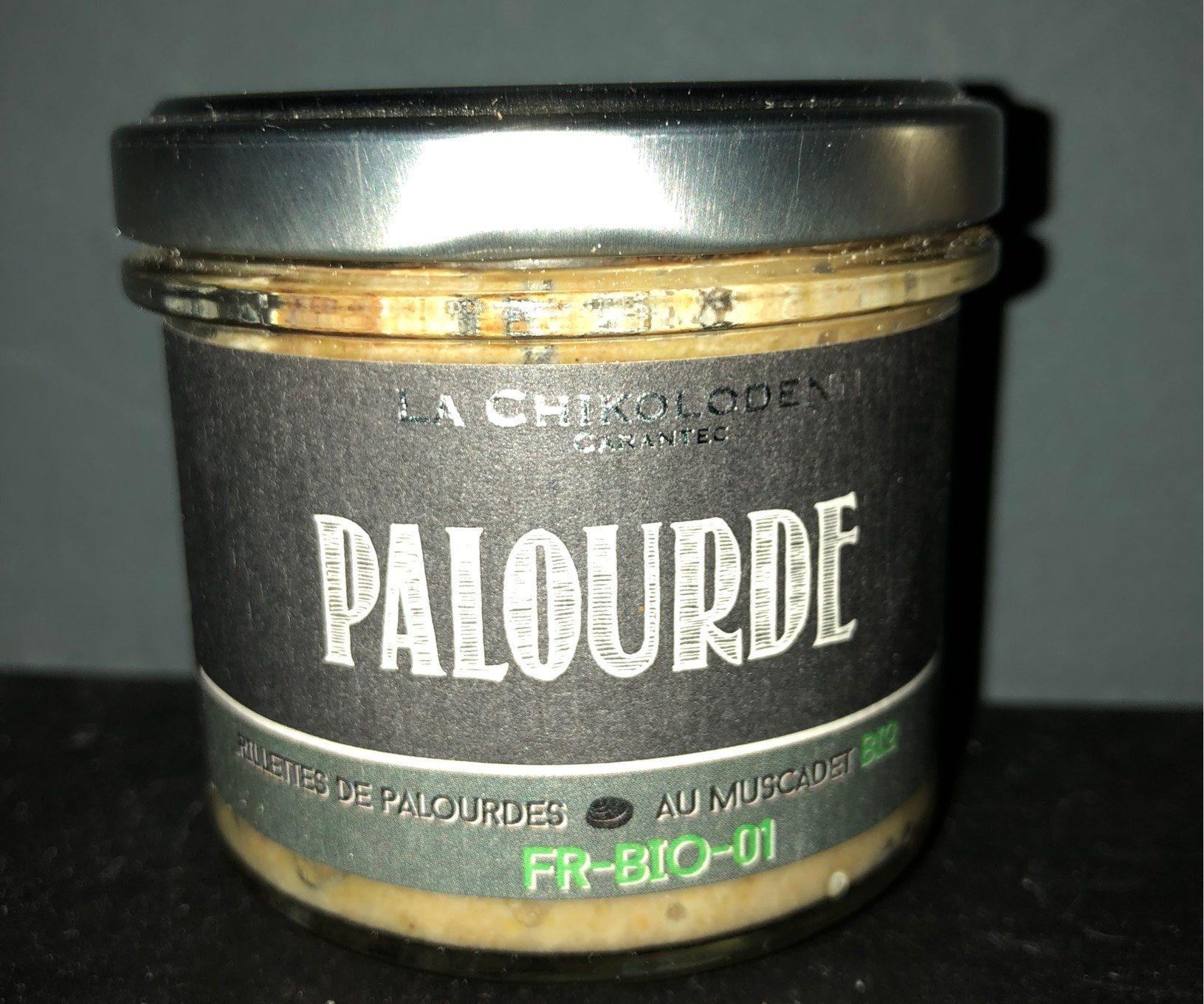 Rillettes de Palourdes au Muscadet - Product