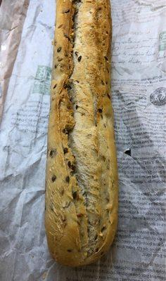 Baguette Tradition Graines BIO - Produit - fr