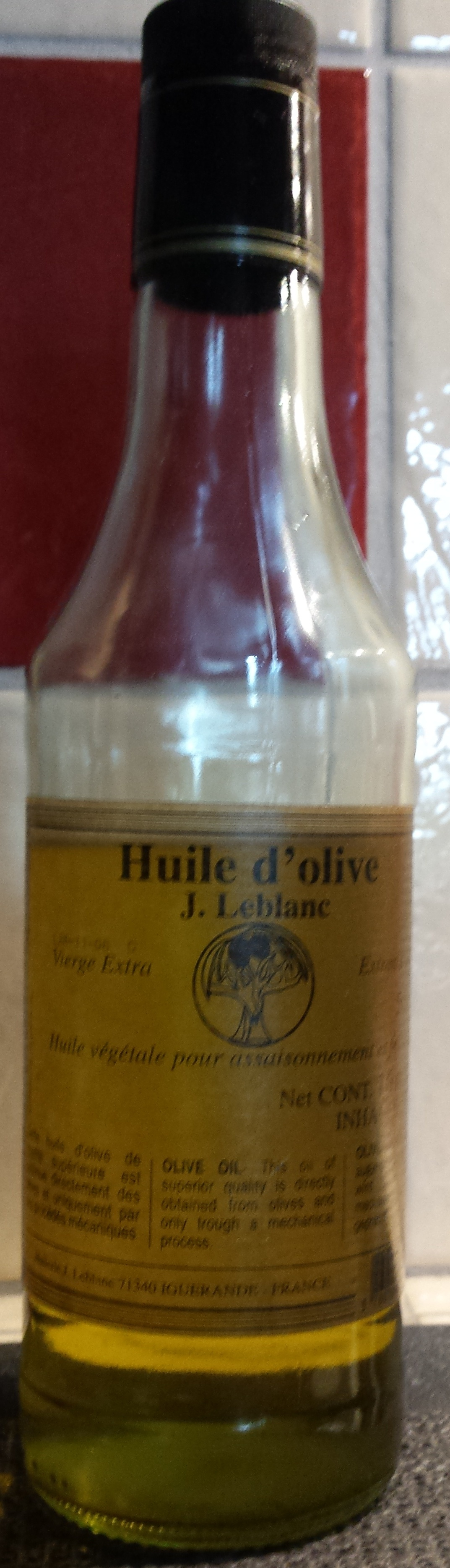 Huile d'olive vierge extra - Prodotto - fr