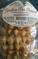 Gaufres pur beurre - Produit - fr