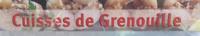 Cuisses de Grenouille Rana Macrodon coupe Yoga - Ingrédients - fr