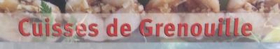 Cuisses de Grenouille Rana Macrodon coupe Yoga - Ingrédients