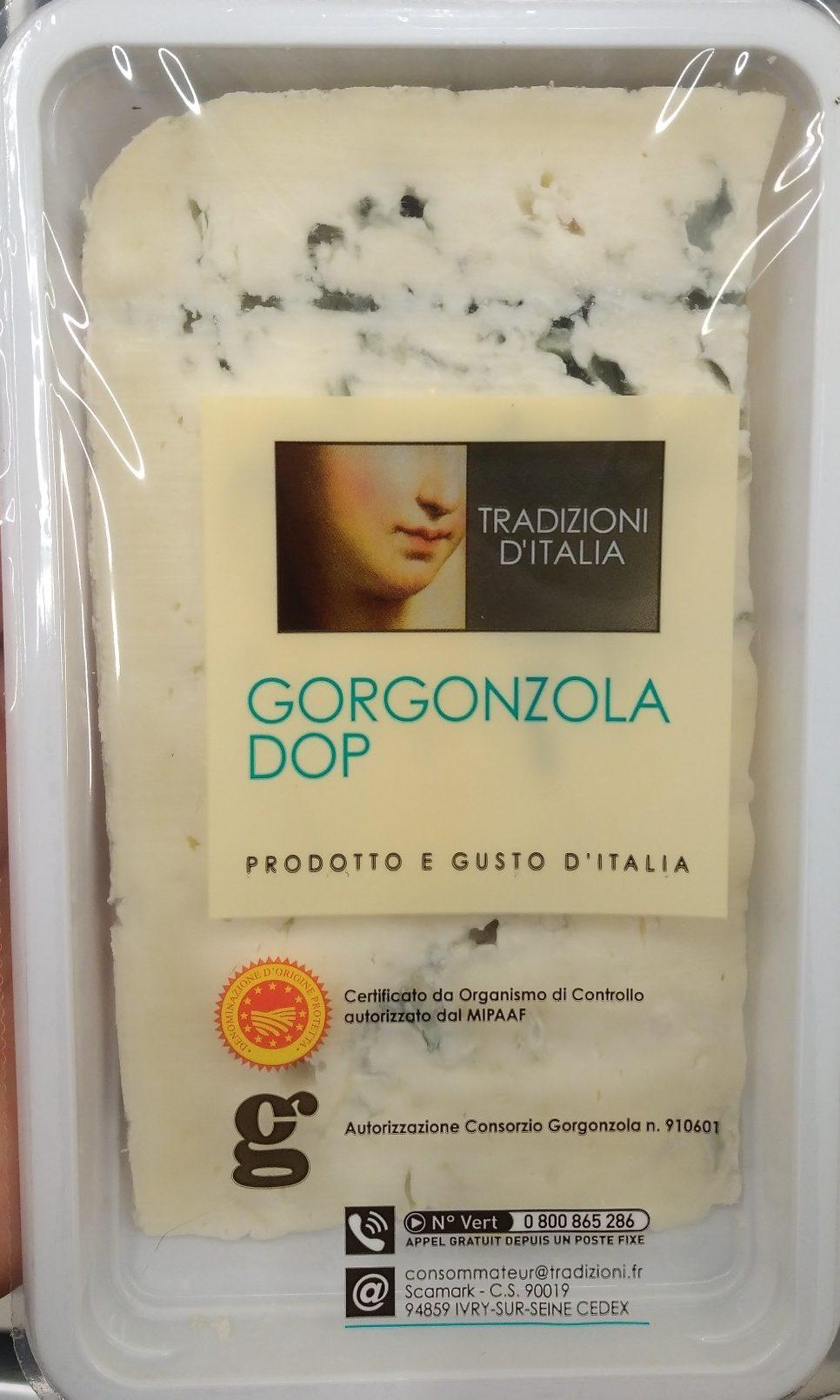 Gorgonzola DOP - Product