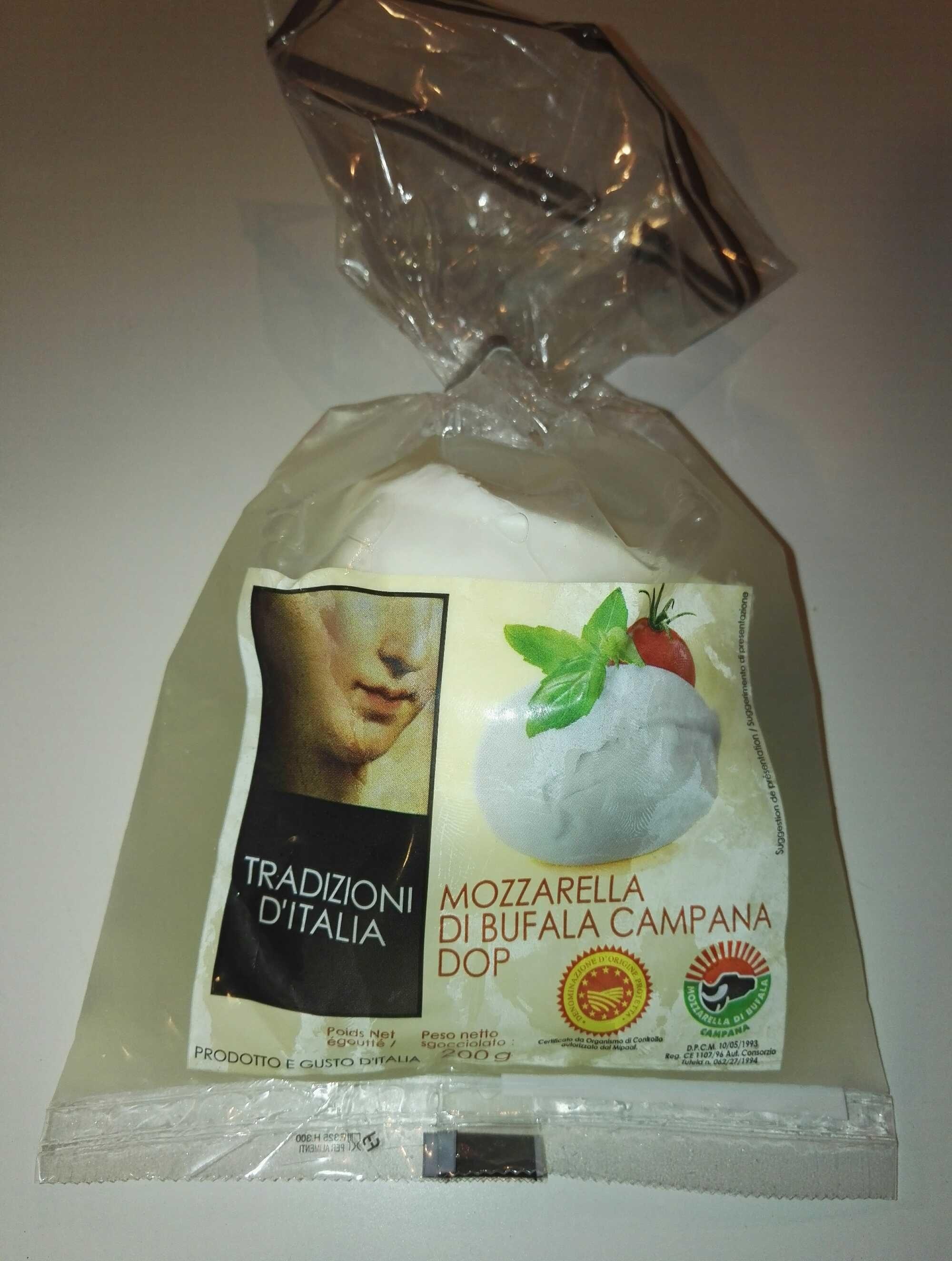 Mozzarella Di Bufala Campana DOP - Product