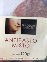 Antipasto misto - Prodotto - fr