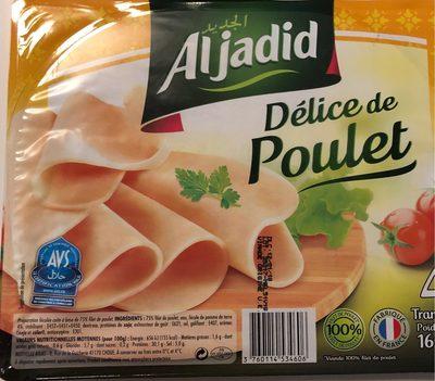 Delice de poulet - Product - fr