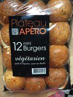Burger Vegetarien - Produit