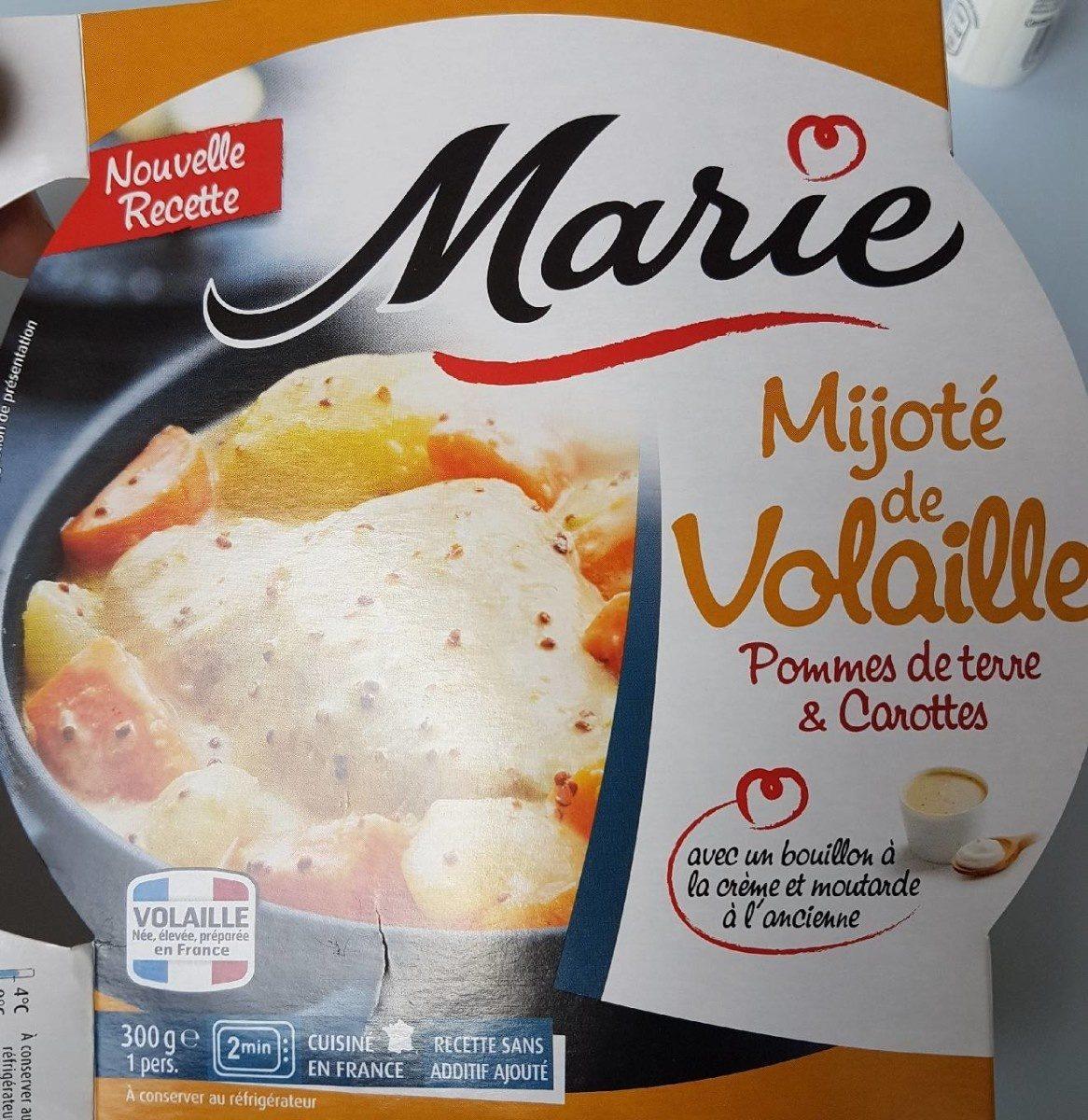 Mijoté de Volaille, Pommes de Terre & Carottes - Produit - fr