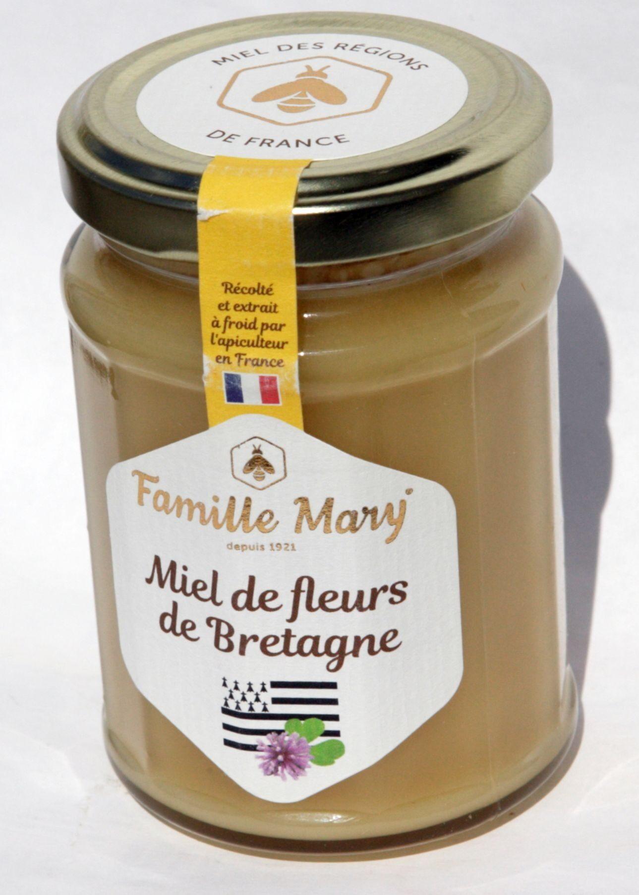 Miel de fleurs de Bretagne - Produit - fr