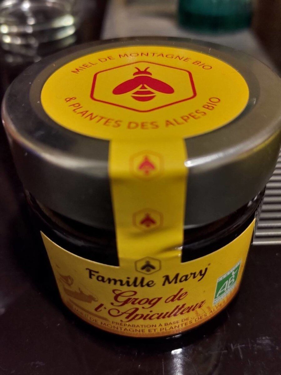 Grog de l'apiculture - Product - fr