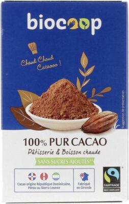 Cacao maigre en poudre - Prodotto - fr