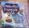 Emmental français râpé - Product