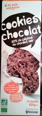 Cookies chocolat - Produit - fr
