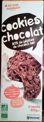 Cookies au chocolat et aux pépites - Product - fr