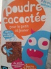 Poudre Cacaotée pour le Petit-Déjeuner - Produit