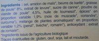Bouillon de Poule - Ingrédients - fr