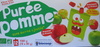Purée Pomme - Produit