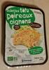 Galettes tofu poireaux oignons - Produit