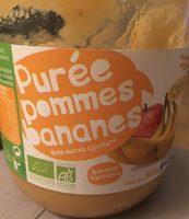 Purée Pomme Banane - Product