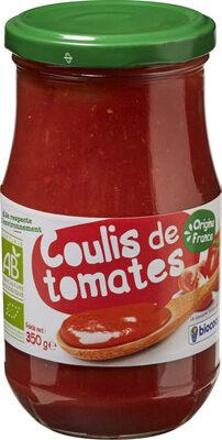 Coulis de tomates - Produit - fr