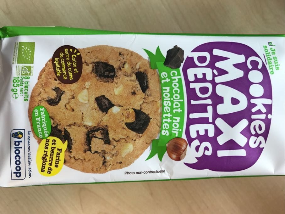 Cookies Maxi Pepites - Produit - fr