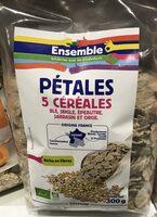 Pétales 5 céréales - Produit - fr