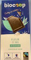 Chocolat noir 70% fleur de sel - Prodotto - fr