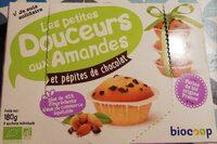 Les petites douceurs aux amandes - Produit - fr
