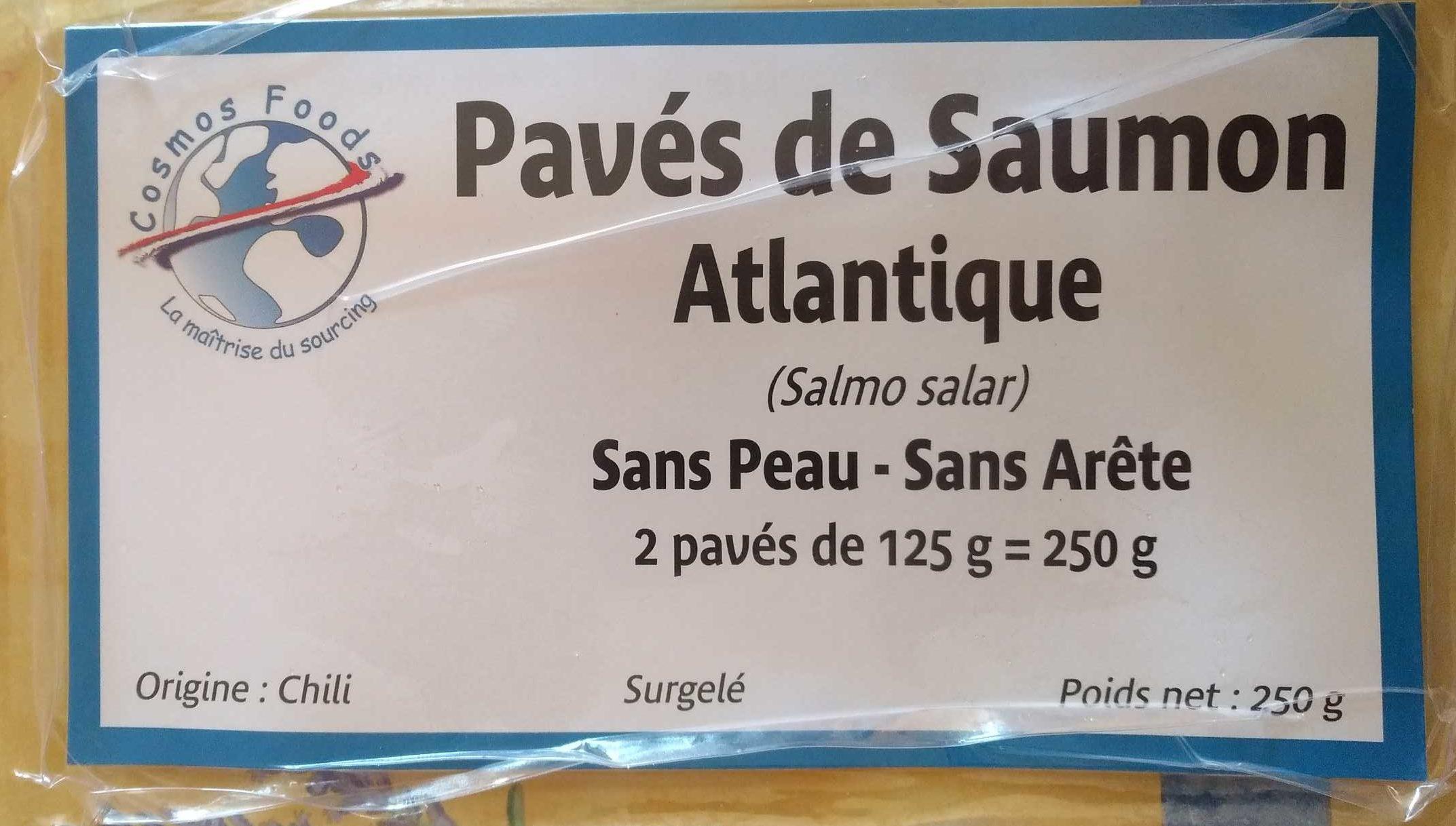 Pavés de Saumon Atlantique - Produkt - fr