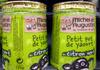 Petit pot de yaourt au citron vert - Product