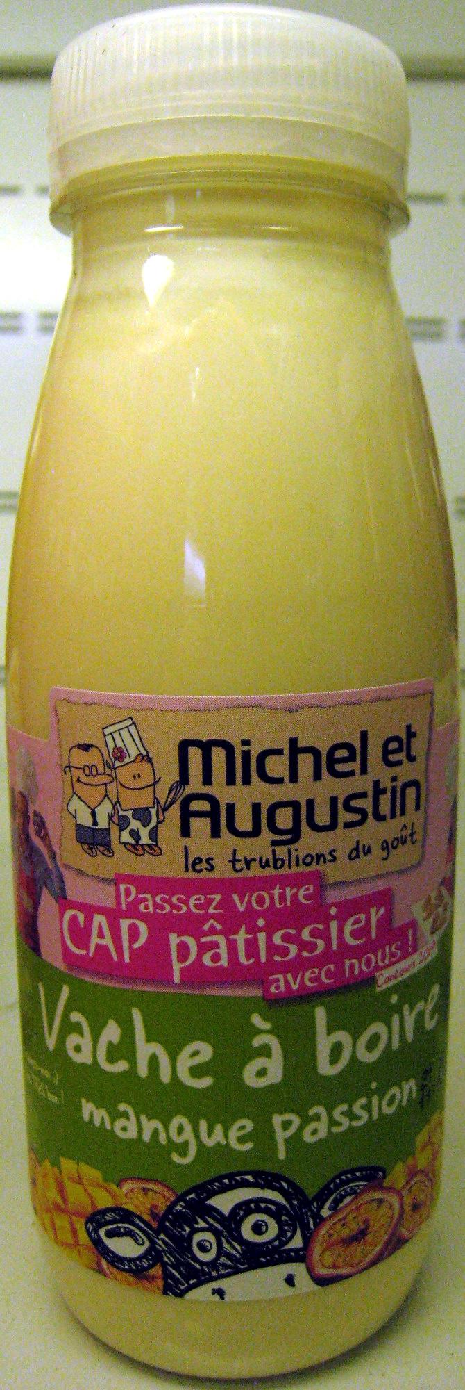 Vache à boire - mangue passion - Prodotto - fr
