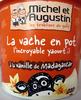 La vache en pot à la vanille de Madagascar - Produit