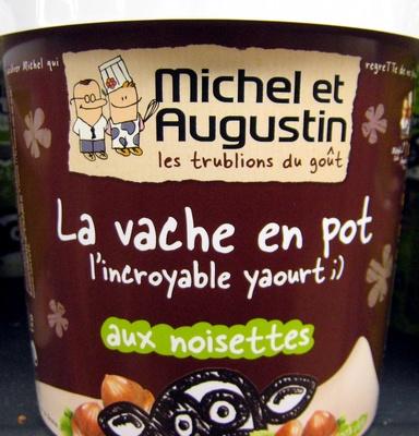 La vache en pot aux noisettes - Product - fr