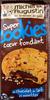 Super Cookies coeur fondant, au chocolat au lait et noisettes - Product