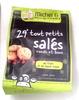 29 tout petits salés au thym et aux baies roses - Product