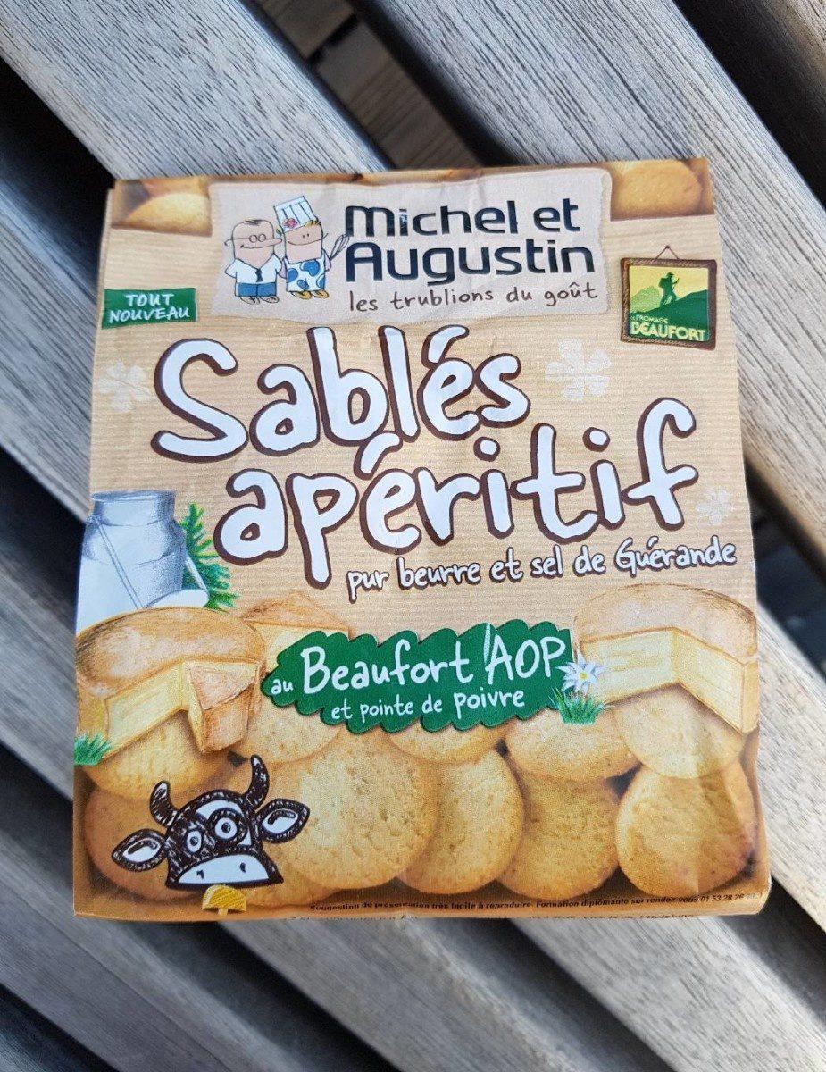Petits sablés Beaufort - Product - fr