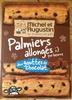 Palmiers allongés aux gouttes de chocolat - Product