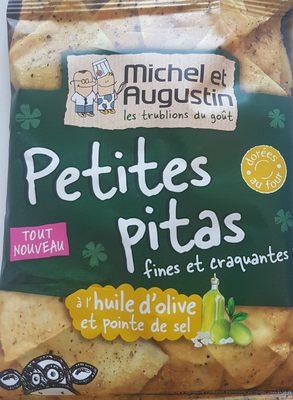 Pitas Huile D'olive Pointe De Sel - Product