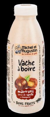 Vache à boire aux marrons - Prodotto - fr