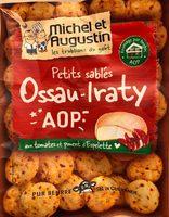 Sablés apéritif brebis tomates piment - Product - fr