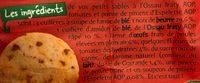 Sablés apéritif brebis tomates piment - Ingredients - fr