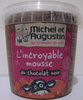 The Amazing Mousse al cioccolato fondente - Produkt