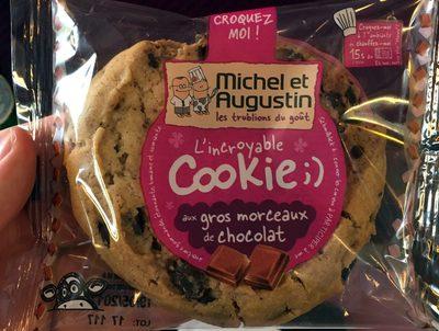 L'incroyable cookie aux gros morceaux de chocolat - Produit - fr