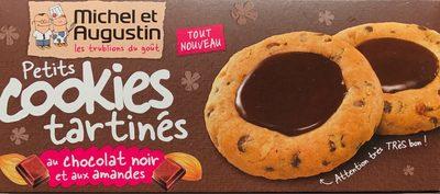 Petits cookies tartinés - Produit - fr
