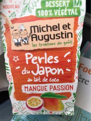 Perles Japon coco mangue passion 90g - Product - fr